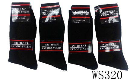 Wholesale Socks - Men's DRESS Socks- 3 Pairs